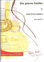 Lemaire - Dix Pieces Faciles