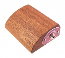 Logjam Travelog 2 Analog Stomp Box Sapele