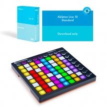 Ableton Launchpad Mkii + Live 10 Standard Edition - Mise A Jour Live Lite (en Téléchargement)