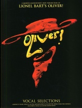 Lionel Bart Oliver! Vocal Selections From The Musical - Pvg