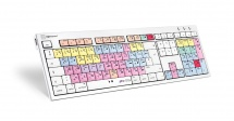 Logickeyboard Clavier Mac Azerty Raccourcis Pour Pro Tools Pro Line