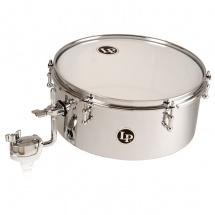 Lp Latin Percussion Lp813-c - Timbales Pour Batteur Ou Percussionniste 13 X 5,5 Chrome