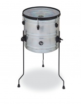 Lp Latin Percussion Lp1616 - Raw Series Street Can Drum 16