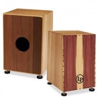Lp Latin Percussion Cajon Lp Americana Solid Cedar Angled Cajon  - Lp1477
