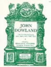 Dowland John - The First Book Of Ayres