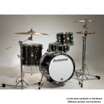 Ludwig Lc179xo16 - Kit Breakbeats Questlove Black Sparkle