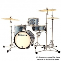 Ludwig Lc179xo23 - Kit Breakbeats Questlove Azur Sparkle