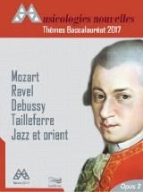 Musicologies Nouvelles - Baccalaureat 2017