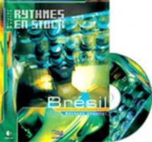 Rythmes En Stock - Bresil Livre + Cd