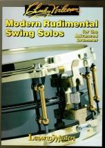 Wilcoxon - Modern Rudimental Swing Solos - Batterie