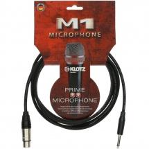 Klotz M1fp1k1000 Cable Xlr Klotz Jack 10m