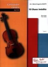Divers - Maffi M.e. - 10 Duos Indits