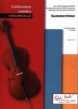 Gershwin G. - Maffi M.e. - Summertime 6 Violoncelles