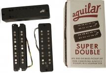 Aguilar Micros Basses Soapbar Super Doubles Kit, 5 Cordes Type D4