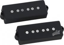 Aguilar Micros Basses P Bass Annees 60 Kit, 6 Cordes