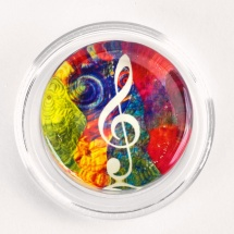 Magic Rosin Groovy Treble Clef 3g Formula