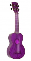 Makala Mk-swf/pl Ukulele Waterman Trans Purple