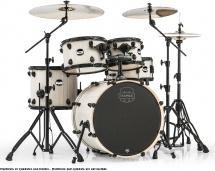 Mapex Ma504sf-baw - Mars Studio Fusion 20 Bonewood