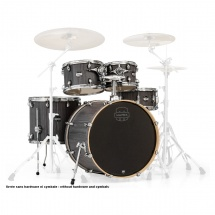 Mapex Ma529sf-gw - Mars Stage Rock - Smokewood + Pack Hardware Hp6005
