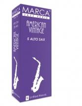 Marca Anches American Vintage Saxophone Alto 4