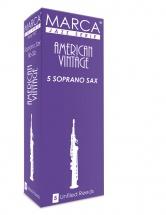 Marca Anches American Vintage Saxophone Soprano 3