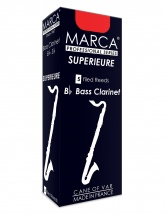 Marca Anches Superieure Clarinette Basse 2