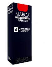 Marca Anches Superieure Clarinette Contrabasse 3