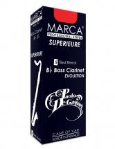 Marca Anches Superieure Paolo De Gaspari Clarinette Basse 2.5