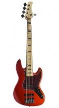 Sire Marcus Miller V7 Vintage Alder-5 Bmr Mn Bright Metallic Red