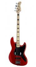 Sire Marcus Miller V7 Vintage Swamp Ash-4 Bmr Mn Bright Metallic Red