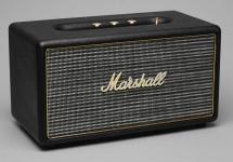 Marshall Stanmore V2 - Noir