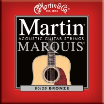 Martin M1100 Marquis Bronze 80/20 Light 12-54