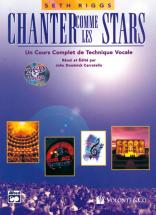 Seth Riggs - Chanter Comme Les Stars + 2 Cd