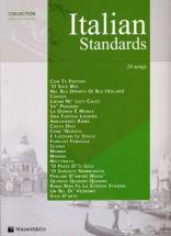 Italian Standards 24 Songs - Pvg