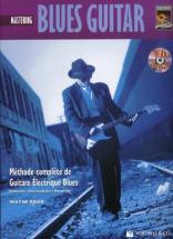 Blues Guitar Mastering + Cd - David Hamburger