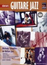 Guitare Jazz Debutants + Cd - Fisher Jody