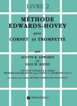 Edwards/hovey - Méthode De Trompette Ou De Cornet Vol.2 - Francais