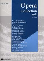 Opera Collection Male 20 Songs - Chant, Piano
