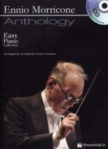 Morricone - Anthology + Cd - Easy Piano
