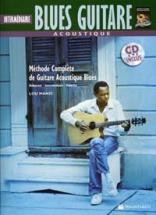 Blues Guitare Acoustique Intermediaire + Cd - Guitar Tab