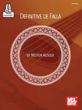 Nestor Ausqui - Definitive De Falla - Guitare