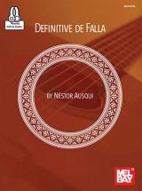 Nestor Ausqui - Definitive De Falla - Guitare