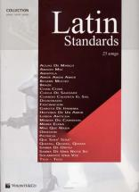 Latin Standards - 25 Songs - Pvg