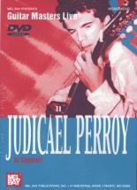 Dvd Guitar Masters Live Perroy Judicael In Concert
