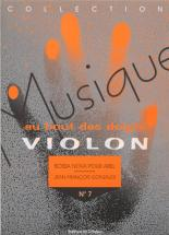 Gonzales J.f. - Musique Au Bout Des Doigts N°7 - Bossa Nova Pour Abel - Violon
