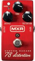 Mxr  M78 Distorsion