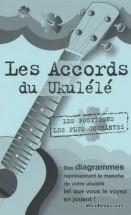 Roux Denis - Mini Dictionnaire Accords Ukulele