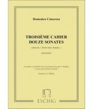 Cimarosa D. - 32 Sonates Vol.3 (21 A 32 ) - Piano