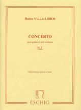 Villa-lobos - Concerto - Guitare Piano