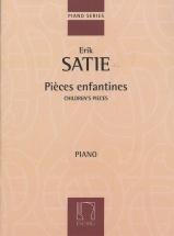 Satie E. - Pieces Enfantines - Piano